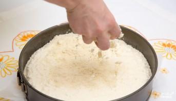 Насыпной творожный пирог - фото шаг 3