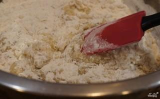 Грушевый пирог из песочного теста - фото шаг 2