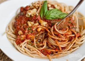 Соус к спагетти - фото шаг 4