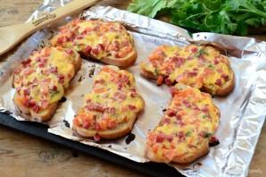 Сочные горячие бутерброды - фото шаг 5