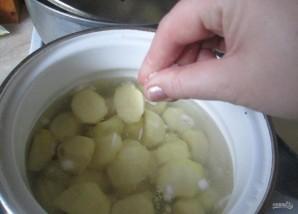 Картофельное пюре с сыром - фото шаг 2