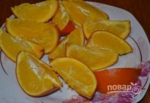Апельсиновый крем для торта - фото шаг 2