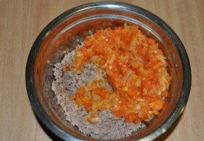 Каннеллони с фаршем под соусом бешамель - фото шаг 3
