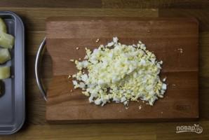 Салат из картофеля - фото шаг 3