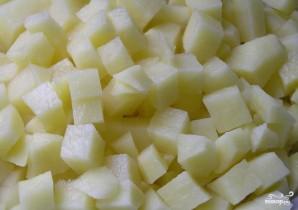 Суп рисовый со свининой - фото шаг 3
