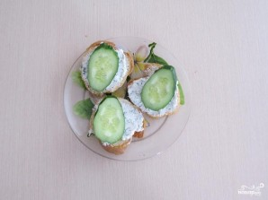 Простые бутерброды на скорую руку - фото шаг 3