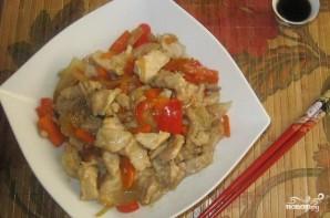 Курица по-сычуаньски - фото шаг 5
