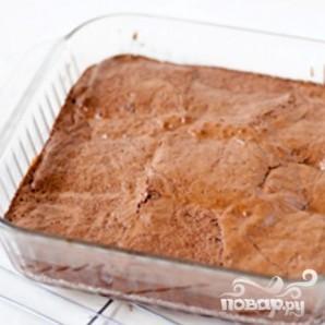 Пирожные с кофейным соусом - фото шаг 3