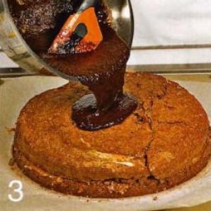 Венесуэльский ореховый торт - фото шаг 3