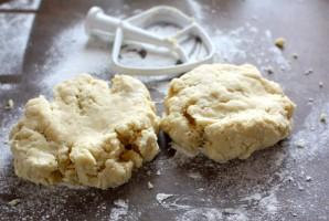 Тесто для пирога - фото шаг 3