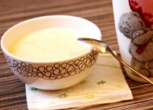 Кукурузная каша на молоке - фото шаг 3