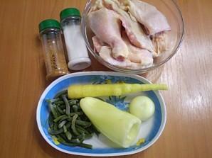 Курица с овощами на пару - фото шаг 1