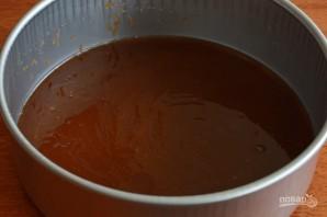 Перевернутый пирог с грушами - фото шаг 5