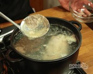 Суп с квашеной капустой - фото шаг 1