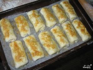 Картофельные рулетики с мясом - фото шаг 4