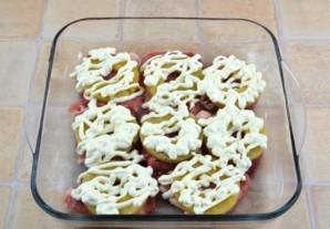 Свинина с ананасами и сыром - фото шаг 4