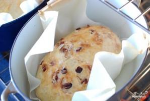 Дрожжевой хлеб с клюквой - фото шаг 10
