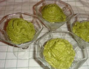 Мусс из авокадо - фото шаг 5