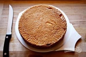 Тортик с клубникой - фото шаг 13