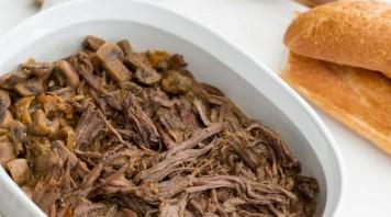 Картошка с мясом и грибами - фото шаг 3