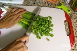 Перуанский суп с овощами и фасолью - фото шаг 1