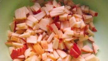 Варенье из анисовых яблок - фото шаг 3