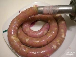 Домашняя колбаса из индейки - фото шаг 6