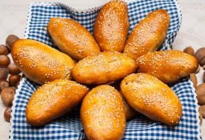 Пирожки дрожжевые с картошкой - фото шаг 7