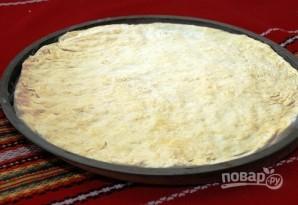 Пицца из морепродуктов - фото шаг 5