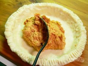 Рецепт картофельного пирога в духовке - фото шаг 3