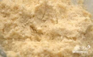Сырные пончики - фото шаг 1