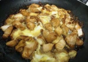 Японский рис с курицей - фото шаг 8