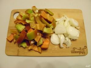 Салат из тыквы на зиму - фото шаг 2