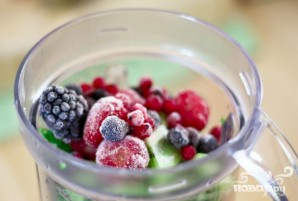Витаминный напиток на завтрак - фото шаг 4