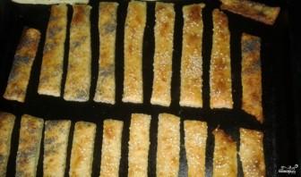 Творожные палочки - фото шаг 3