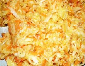 Котлеты из капусты и моркови - фото шаг 1
