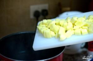 Картофельный салат с курочкой - фото шаг 2