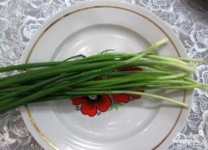 Салат с вешенками и курицей - фото шаг 3