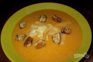 Суп-пюре из тыквы диетический - фото шаг 9