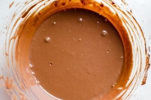 Шоколадный торт без сахара - фото шаг 7