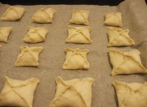Малиновые пирожки - фото шаг 5