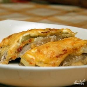 Мясо по-французски с картофелем - фото шаг 7