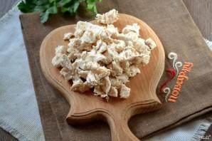 Салат из грудки с сыром - фото шаг 3