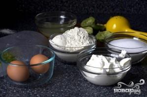 Лаймовый пирог с ежевичным соусом - фото шаг 1