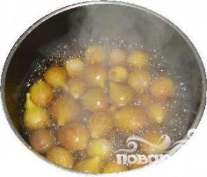 Рикотта с медом и фигами - фото шаг 3