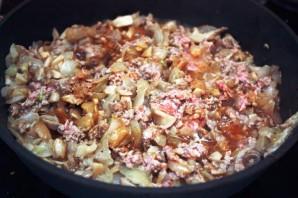 Фаршированный лук мясом - фото шаг 3