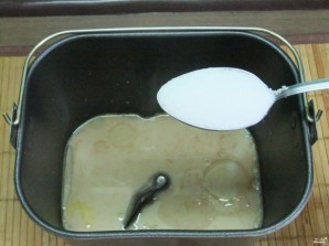 Домашний постный хлеб - фото шаг 4