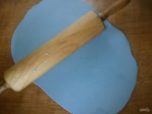 Сахарная мастика для обтяжки торта - фото шаг 4