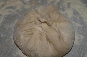 Осетинский пирог с капустой - фото шаг 8