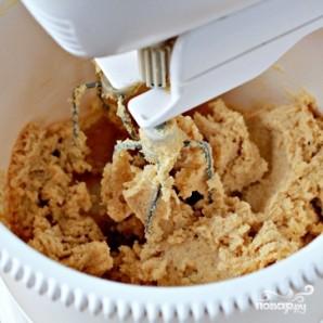 Печенье с шоколадной крошкой - фото шаг 2